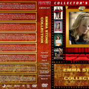 Emma Stone Collection (8) (2007-2013) R1 Custom Cover