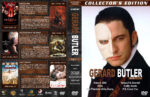 Gerard Butler Collection – Set 1 (2000-2007) R1 Custom Covers