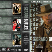 Gerard Butler Collection – Set 2 (2006-2009) R1 Custom Covers