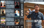 Gerard Butler Collection – Set 3 (2010-2013) R1 Custom Covers