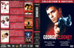 George Clooney Collection – Set 1 (1987-1997) R1 Custom Covers