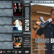 George Clooney Collection – Set 3 (2010-2013) R1 Custom Covers