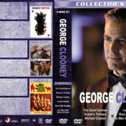 George Clooney Collection - Set 4 (2006-2009) R1 Custom Covers