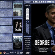 George Clooney Collection – Set 5 (2009-2014) R1 Custom Covers