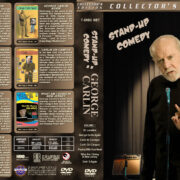 Stand-up Comedy: George Carlin – Volume 1 (1977-1990) R1 Custom Cover