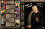 Stand-up Comedy: George Carlin – Volume 2 (1992-2008) R1 Custom Covers
