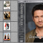 The Gerard Butler Collection (8) (2007-2010) R1 Custom Cover