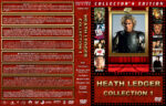 Heath Ledger – Collection 1 (1997-2003) R1 Custom Cover