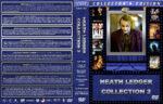 Heath Ledger – Collection 2 (2003-2009) R1 Custom Cover
