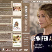 Jennifer Aniston Collection - Set 3 (2006-2009) R1 Custom Covers