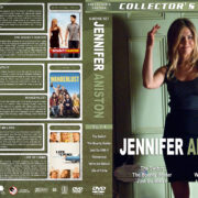 Jennifer Aniston Collection – Set 4 (2010-2013) R1 Custom Cover