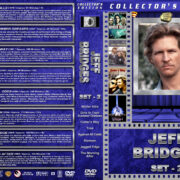 Jeff Bridges Collection – Set 2 (1979-1986) R1 Custom Cover
