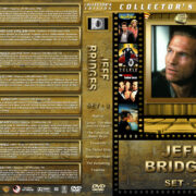 Jeff Bridges Collection – Set 3 (1987-1993) R1 Custom Cover