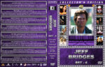 Jeff Bridges Collection – Set 4 (1994-2001) R1 Custom Cover