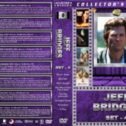 Jeff Bridges Collection – Set 4 (1994-2001) R1 Custom Cover