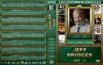 Jeff Bridges Collection – Set 5 (2001-2008) R1 Custom Cover