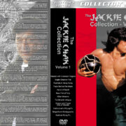 The Jackie Chan Collection – Volume 1 (1971-1978) R1 Custom Cover