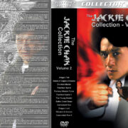 The Jackie Chan Collection – Volume 2 (1978-1984) R1 Custom Cover