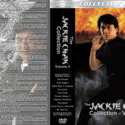 The Jackie Chan Collection – Volume 4 (1990-1997) R1 Custom Cover