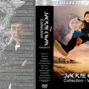 The Jackie Chan Collection – Volume 5 (1998-2004) R1 Custom Cover