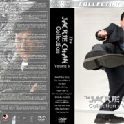 The Jackie Chan Collection – Volume 6 (2004-2010) R1 Custom Cover
