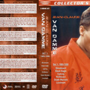 Jean-Claude Van Damme Collection – Set 1 (1988-1990) R1 Custom Covers