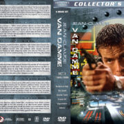 Jean-Claude Van Damme Collection – Set 3 (1996-1999) R1 Custom Covers