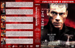 Jean-Claude Van Damme Collection – Set 4 (2001-2006) R1 Custom Covers