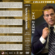 Jean-Claude Van Damme Collection – Set 5 (2007-2012) R1 Custom Covers
