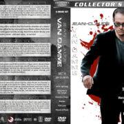Jean-Claude Van Damme Collection - Set 6 (2012-2015) R1 Custom Covers
