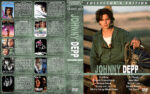 Johnny Depp Collection – Volume 1 (1990-1997) R1 Custom Cover