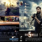 Die 5. Welle (2016) R2 GERMAN Custom Cover