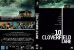 10 Cloverfield Lane (2016) R2 GERMAN Custom Cover