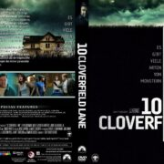 10 Cloverfield Lane (2016) R2 GERMAN Custom Cover