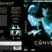 Convent – Biss in alle Ewigkeit (2001) R2 GERMAN Cover