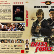 Delta Force (1986) R2 GERMAN Cover