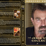 The Jesse Stone Collection (5) (2005-2008) R1 Custom Cover