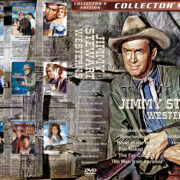 Jimmy Stewart Westerns (12) (1950-1966) R1 Custom Cover