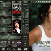 A Jennifer Lopez Collection - Set 1 (1995-1998) R1 Custom Cover