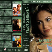 A Jennifer Lopez Collection – Set 2 (2000-2003) R1 Custom Cover