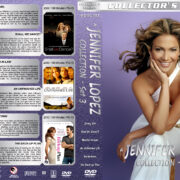 A Jennifer Lopez Collection – Set 3 (2004-2010) R1 Custom Cover
