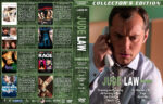 Jude Law Collection – Set 3 (2006-2011) R1 Custom Cover