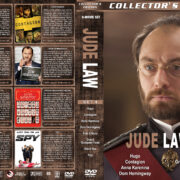 Jude Law Collection – Set 4 (2011-2015) R1 Custom Cover