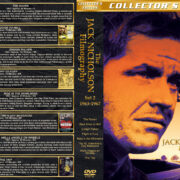 The Jack Nicholson Filmography – Set 2 (1963-1967) R1 Custom Cover