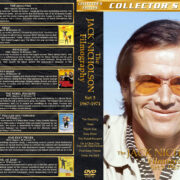 The Jack Nicholson Filmography - Set 3 (1967-1971) R1 Custom Cover