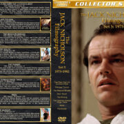 The Jack Nicholson Filmography - Set 5 (1975-1982) R1 Custom Cover