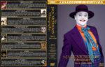 The Jack Nicholson Filmography – Set 6 (1983-1990) R1 Custom Cover