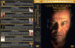 The Jack Nicholson Filmography – Set 7 (1992-1996) R1 Custom Cover