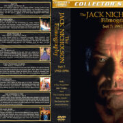 The Jack Nicholson Filmography - Set 7 (1992-1996) R1 Custom Cover