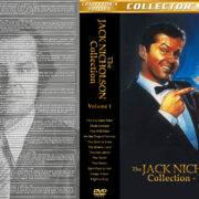 The Jack Nicholson Collection - Volume 1 (1958-1964) R1 Custom Cover